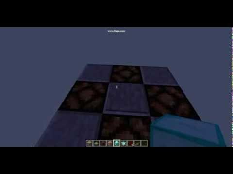 Minecraft: Test Command Blocks - Jump Boost