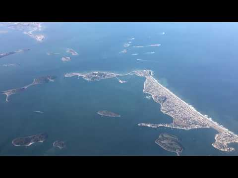 Take Off From Boston Logan Airport 2017