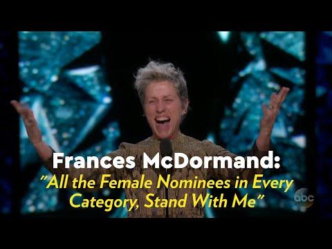 Frances McDormand: