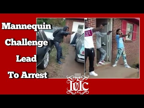 The Israelites:  Mannequin Challenge With Guns Lead To Arrest