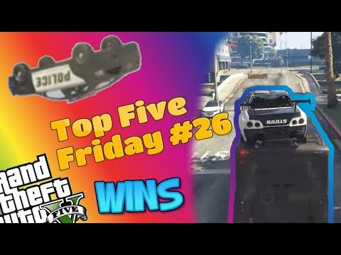 Top Five Friday #26 (WINS)