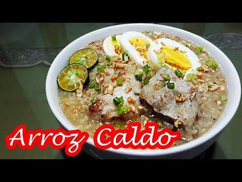 ARROZ CALDO!!!