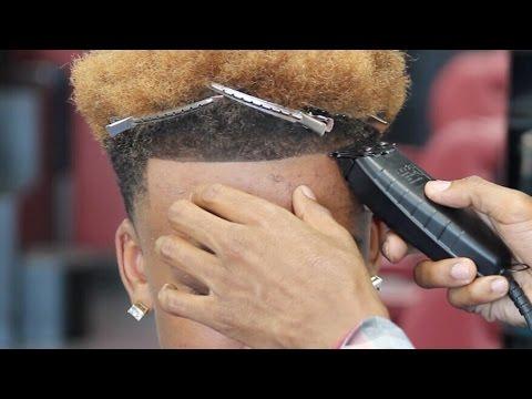 HAIRCUT: Odell Beckham Taper Fade HD