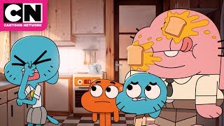 The Amazing World of Gumball | The Brain | Cartoon Network