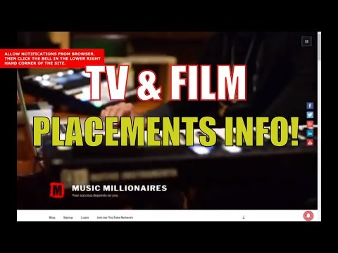 How to find  TV& Film Placements 100% FREE