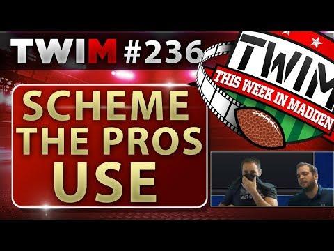 Madden 18 Gameplay | Tennessee Titans Offensive Scheme | Madden 18 Tips
