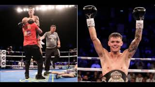 BRUTAL: CHARLIE EDWARDS vs ANTHONY NELSON FIGHT REVIEW!! NO FOOTAGE
