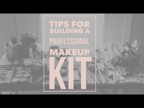 How to Build a Bomb Pro Makeup Kit | Shelbey Wilson