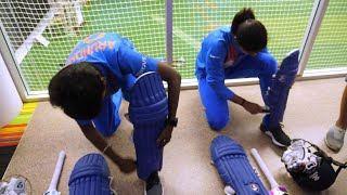 India's Radha Yadav and Arundhati Reddy face off | Get Your Kit On | Women's T20 World Cup