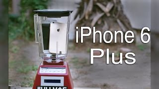 iPhone 6 Plus - Will It Blend?