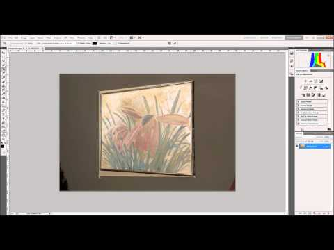How to fix Perspective using Adobe Photoshop CS5