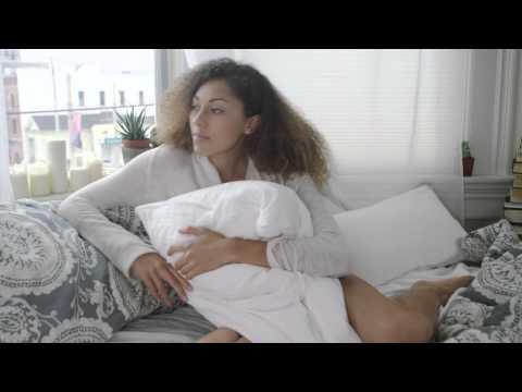 Slumbr's Vela Down + Feather Pillow Video