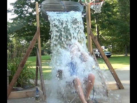 Ice water challange