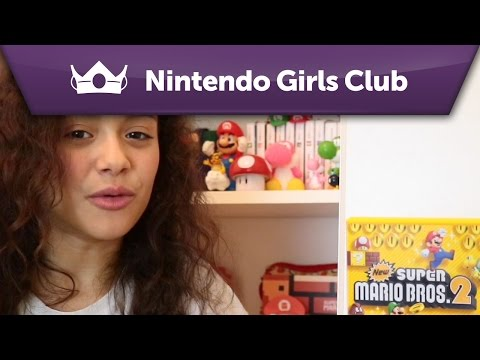 New Super Mario Bros. 2 - with Amber (Nintendo 3DS)