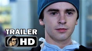 THE GOOD DOCTOR Official Trailer (HD) Freddie Highmore ABC Drama