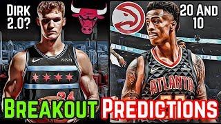 Predicting 12 Breakout NBA Players In The 2019-20 Season