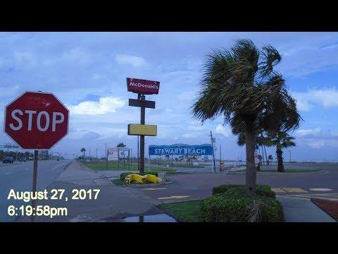 MEMORIES OF 2017 HURRICANE HARVEY, TEXAS, U.S.A.