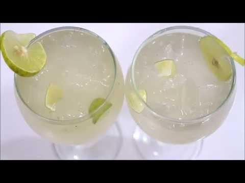 Healthy Lemon Drink - Lemon Juice Belly Slimming Detox Water Recipe