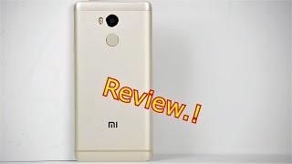 Xiaomi Redmi 4 Prime: Full In-Depth Review: Amazing.!
