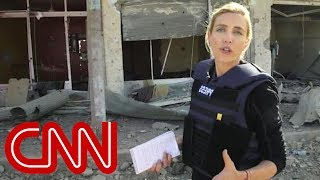CNN goes to the Syrian front lines in the fight against ISIS