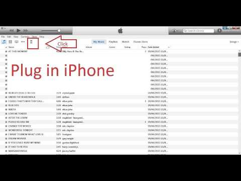 iTunes 12 How to Sync Options for Calendar, Mail, Contact