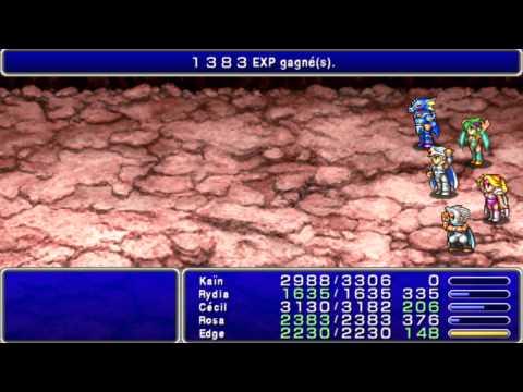 Walkthrough FR l Final Fantasy IV PSP l Partie 21 :La baleine lunaire