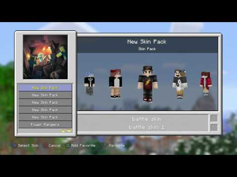 minecraft ps3 texture pack download cfw