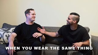 When You Wear the Same Thing | David Lopez