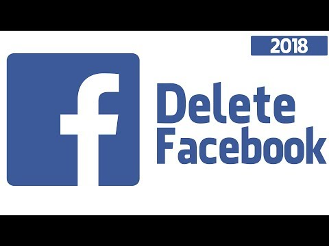 How to Delete Facebook Account Permanently 2018 | Delete my Facebook account right now