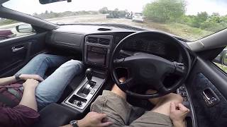 POV Drive Nissan Stagea RS4 Stagea