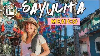 Exploring Sayulita Life - Low Budget Mexico Backpacker Scene