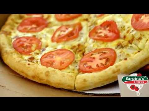 White Pizza - Sarpino's Pizzeria Video