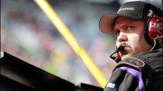 Darian Grubb named crew chief to No. 5 car