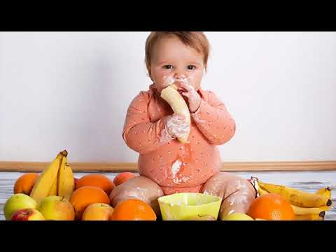 Take High Fiber Foods To Treat Babies Constipation At Home- How Much To Take