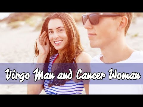 Love Compatibility : Virgo Man and Cancer Woman