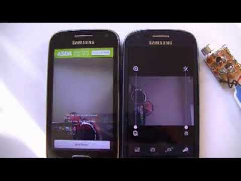 Android phone surveillance. A wireless camera on your phone.