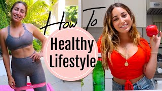 How to start a healthy lifestyle// MY STARTER KIT