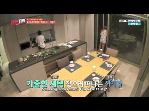 EXID Funny Clip #231-Mama Solji And Baby Junghwa Argue