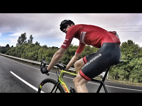 Playing chicken with the Drone: Stage 2 - BDO Tour of Northland 2017