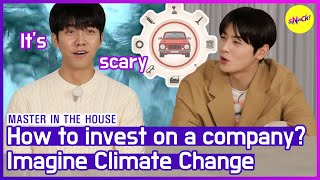 [HOT CLIPS] [MASTER IN THE HOUSE ] Are you following the most trending topic? (ENG SUB)