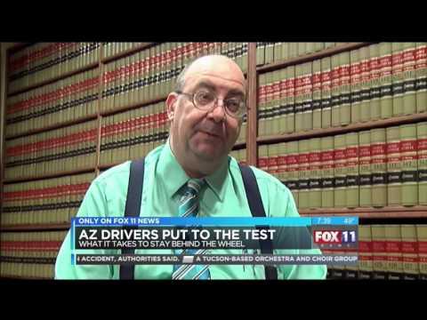 Dangerous Driving: What does it take to renew an AZ drivers license?