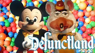 Defunctland: The Failure of Disney