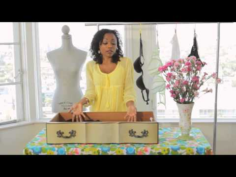 How to Store Your Socks, Bras & Underwear : Clothing Care