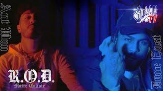 Ant Wan x Dave East x Matte Caliste - R.O.D. (officiell video)   prod @mattecaliste