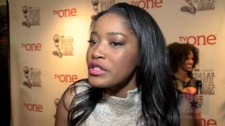 Exclusive: Keke Palmer Shows R. Kelly Some Love - HipHollywood.com