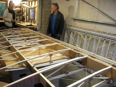 Build your own wing in your garage