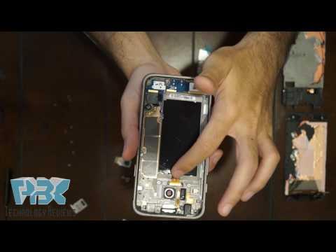 Samsung Galaxy S7 Active Disassembly Teardown Repair