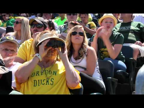 Oregon Football Season Ticket Holder Day