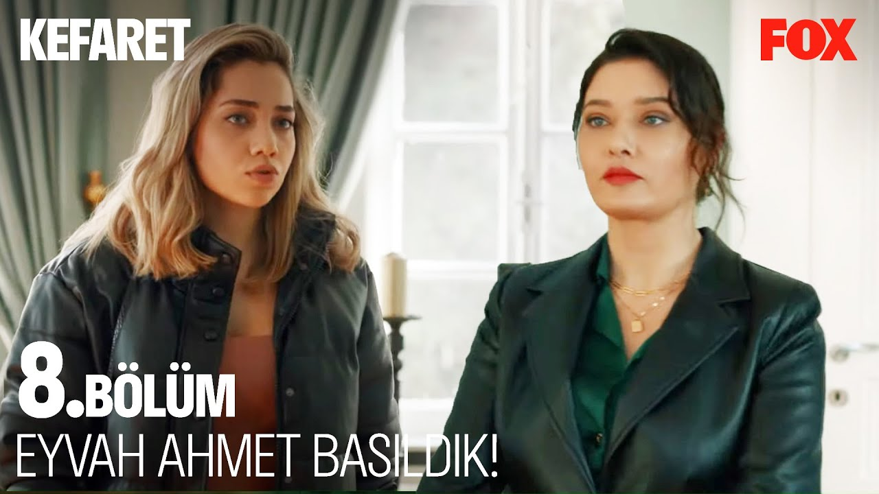 Zeynep'ten Zengin Olma Sanatı - Kefaret 8. Bölüm