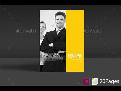 Business Brochure 20 Pages